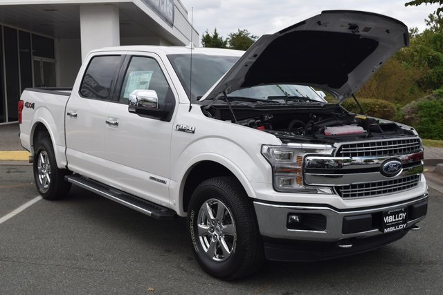 2018 F-150 SuperCrew Cab 4x4,  Pickup #F18922 - photo 13
