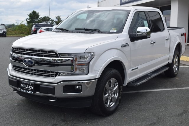 2018 F-150 SuperCrew Cab 4x4,  Pickup #F18922 - photo 4