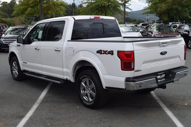 2018 F-150 SuperCrew Cab 4x4,  Pickup #F18922 - photo 6