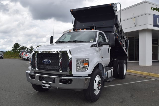 2019 F-750 Regular Cab DRW 4x2,  PJ's Truck Bodies & Equipment Dump Body #F19018 - photo 15