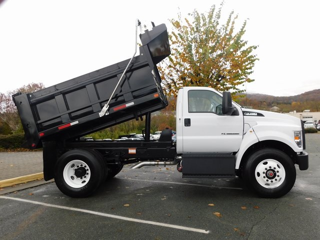 2019 F-750 Regular Cab DRW 4x2,  PJ's Truck Bodies & Equipment Dump Body #F19041 - photo 19