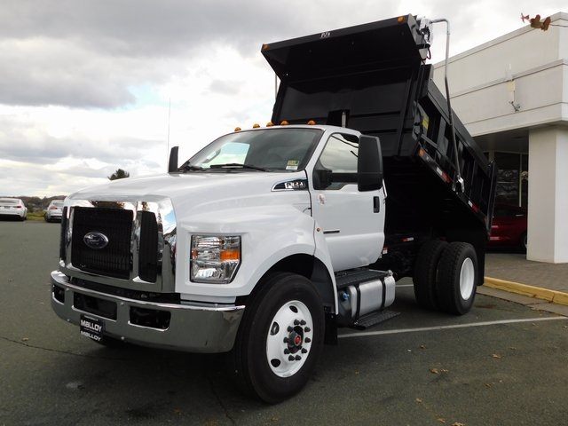 2019 F-650 Regular Cab DRW 4x2,  PJ's Truck Bodies & Equipment Dump Body #F19047 - photo 15