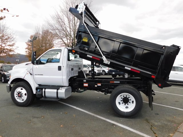 2019 F-650 Regular Cab DRW 4x2,  PJ's Truck Bodies & Equipment Dump Body #F19047 - photo 16