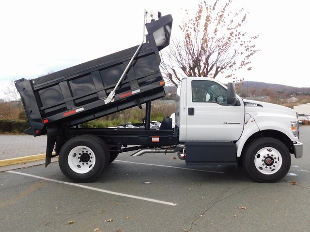 2019 F-650 Regular Cab DRW 4x2,  PJ's Truck Bodies & Equipment Dump Body #F19047 - photo 19