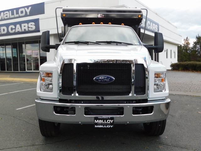 2019 F-650 Regular Cab DRW 4x2,  PJ's Dump Body #F19047 - photo 3