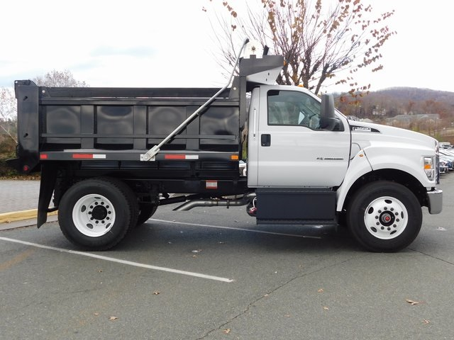 2019 F-650 Regular Cab DRW 4x2,  PJ's Dump Body #F19047 - photo 8