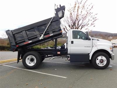 2019 F-650 Regular Cab DRW 4x2,  PJ's Dump Body #F19047 - photo 19