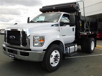 2019 F-650 Regular Cab DRW 4x2,  PJ's Dump Body #F19047 - photo 4