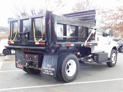 2019 F-650 Regular Cab DRW 4x2,  PJ's Dump Body #F19047 - photo 2