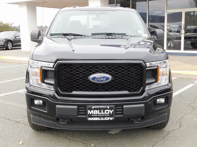 2019 F-150 Super Cab 4x4,  Pickup #F19088 - photo 4