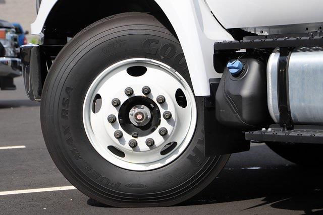 2022 F-650 Regular Cab DRW 4x2,  Godwin 300T Dump Body #F22001 - photo 10
