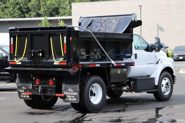 2022 F-650 Regular Cab DRW 4x2,  Godwin 300T Dump Body #F22001 - photo 2