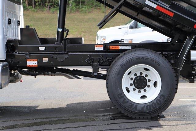 2022 F-650 Regular Cab DRW 4x2,  Godwin 300T Dump Body #F22001 - photo 8