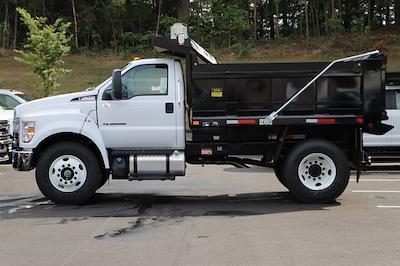 2022 F-650 Regular Cab DRW 4x2,  Godwin 300T Dump Body #F22001 - photo 3