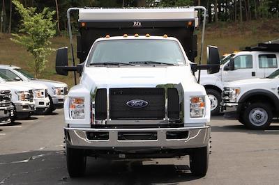 2022 F-650 Regular Cab DRW 4x2,  Godwin 300T Dump Body #F22001 - photo 5