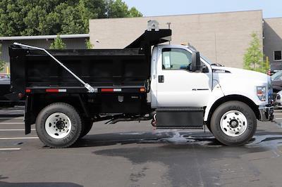 2022 F-650 Regular Cab DRW 4x2,  Godwin 300T Dump Body #F22001 - photo 6