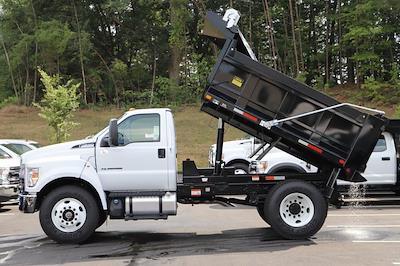 2022 F-650 Regular Cab DRW 4x2,  Godwin 300T Dump Body #F22001 - photo 7