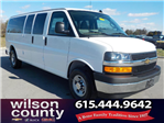 2017 Express 3500 Passenger Wagon #17T403 - photo 1