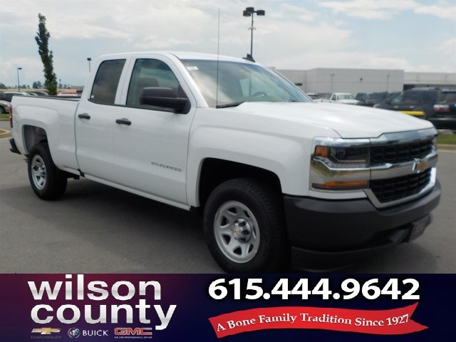 2017 Silverado 1500 Double Cab 4x2,  Pickup #17T592 - photo 1