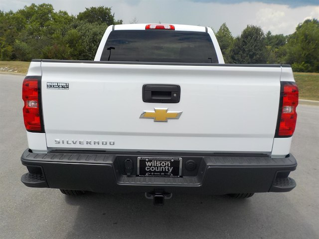 2017 Silverado 1500 Double Cab 4x2,  Pickup #17T592 - photo 7