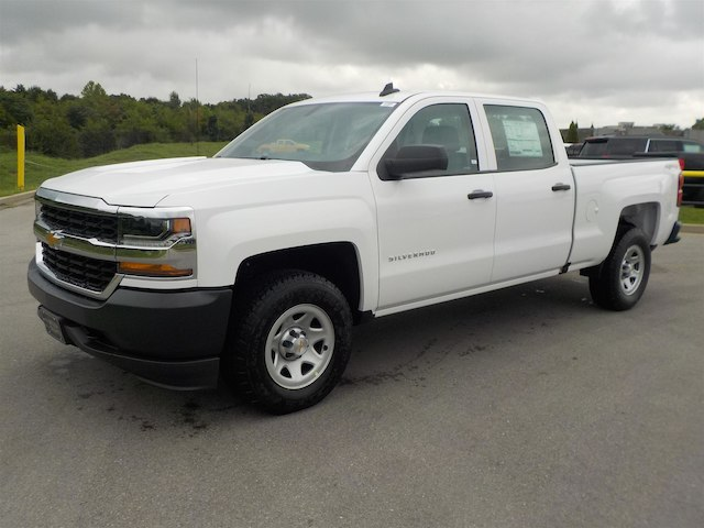 2017 Silverado 1500 Crew Cab 4x4, Pickup #17T596 - photo 4