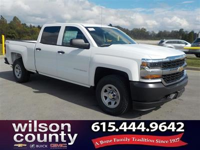 2018 Silverado 1500 Crew Cab 4x4, Pickup #18T096 - photo 1