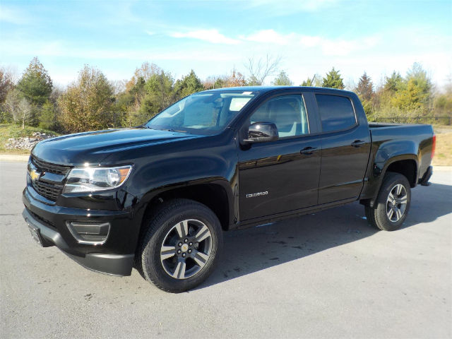 2018 Colorado Crew Cab, Pickup #18T156 - photo 4