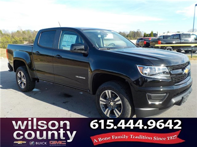 2018 Colorado Crew Cab, Pickup #18T156 - photo 1