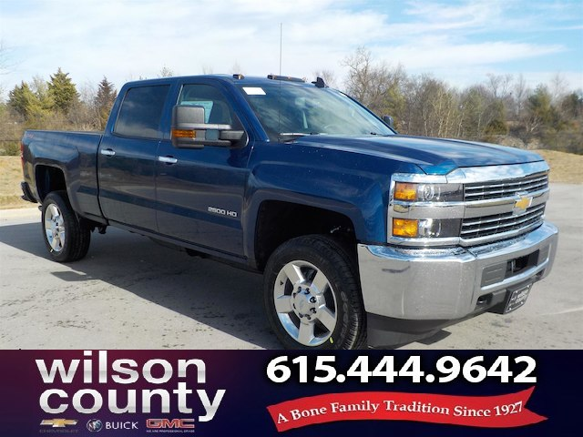 2018 Silverado 2500 Crew Cab 4x4, Pickup #18T244 - photo 1
