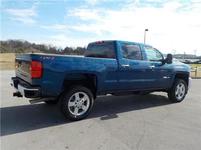 2018 Silverado 2500 Crew Cab 4x4, Pickup #18T244 - photo 2