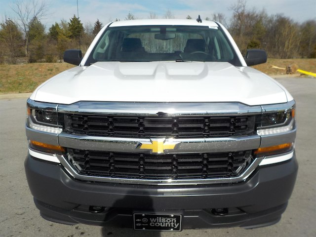 2018 Silverado 1500 Double Cab 4x4, Pickup #18T256 - photo 3