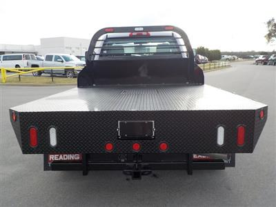 2018 Silverado 3500 Regular Cab DRW 4x4,  Reading Redi-Rack Stake Bed #18T304 - photo 7
