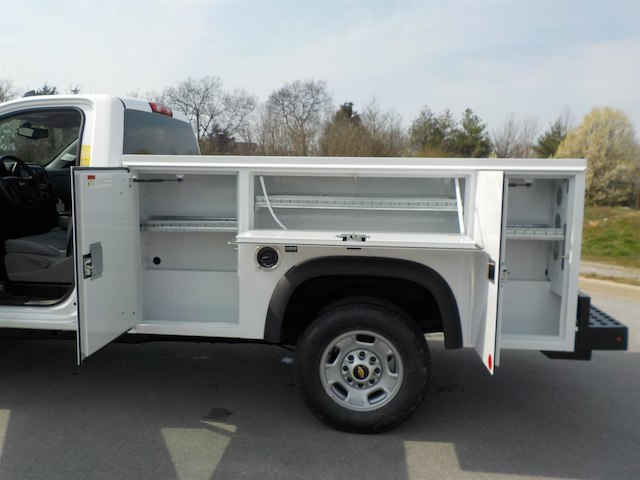 2018 Silverado 2500 Regular Cab 4x4, Monroe MSS II Service Body #18T310 - photo 14