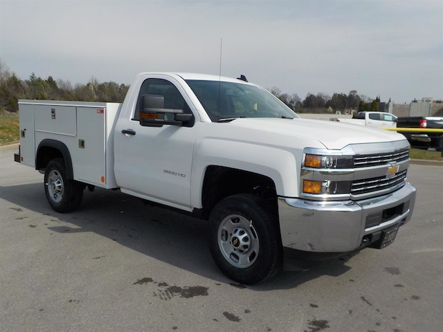 2018 Silverado 2500 Regular Cab 4x4,  Monroe Service Body #18T310 - photo 3