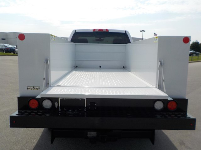 2018 Silverado 2500 Regular Cab 4x4, Monroe MSS II Service Body #18T310 - photo 32