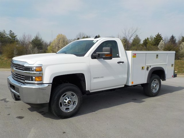 2018 Silverado 2500 Regular Cab 4x4,  Monroe Service Body #18T310 - photo 4