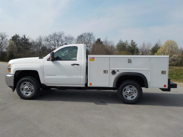 2018 Silverado 2500 Regular Cab 4x4, Monroe MSS II Service Body #18T310 - photo 6