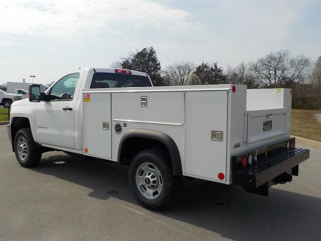 2018 Silverado 2500 Regular Cab 4x4,  Monroe Service Body #18T310 - photo 6