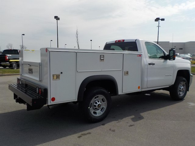 2018 Silverado 2500 Regular Cab 4x4,  Monroe Service Body #18T310 - photo 2