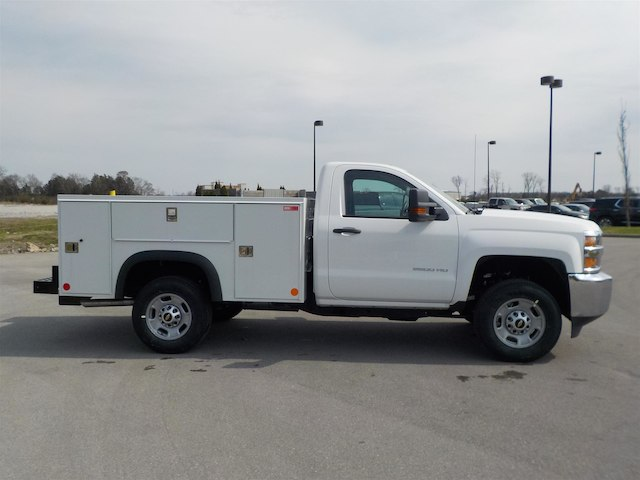 2018 Silverado 2500 Regular Cab 4x4, Monroe MSS II Service Body #18T310 - photo 9