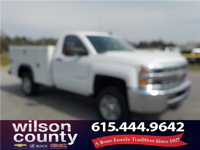 2018 Silverado 2500 Regular Cab 4x4, Monroe MSS II Service Body #18T310 - photo 1