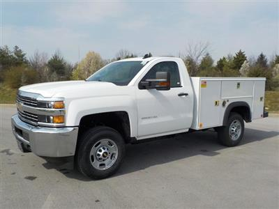 2018 Silverado 2500 Regular Cab 4x4, Monroe MSS II Service Body #18T310 - photo 5