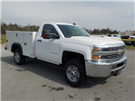 2018 Silverado 2500 Regular Cab 4x4, Monroe MSS II Service Body #18T310 - photo 3