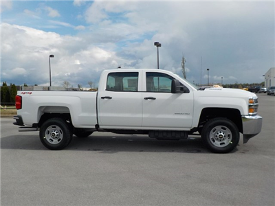 2018 Silverado 2500 Crew Cab 4x4,  Pickup #18T342 - photo 8