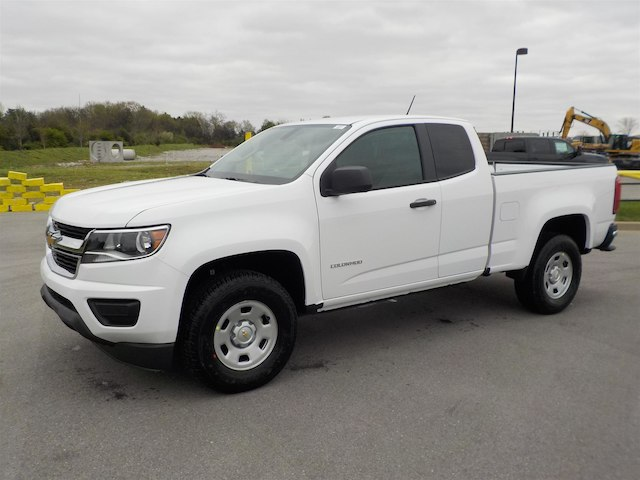 2018 Colorado Extended Cab 4x2,  Pickup #18T367 - photo 4