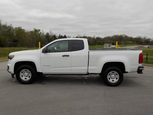 2018 Colorado Extended Cab 4x2,  Pickup #18T367 - photo 5