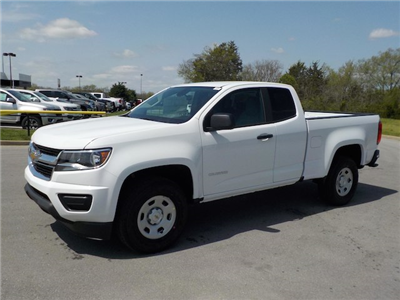 2018 Colorado Extended Cab 4x2,  Pickup #18T368 - photo 4