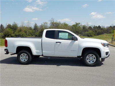 2018 Colorado Extended Cab 4x2,  Pickup #18T368 - photo 8