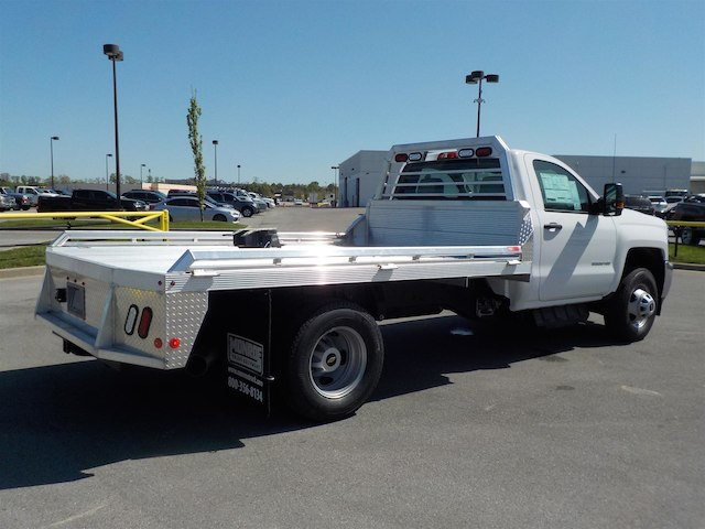 2018 Silverado 3500 Regular Cab DRW 4x4,  Monroe Hauler Body #18T381 - photo 2