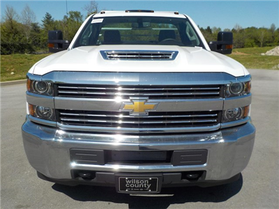 2018 Silverado 3500 Regular Cab DRW 4x4, Monroe Hauler Body #18T381 - photo 3